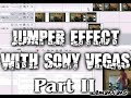 Sony Vegas Tutorial - Jumper Effect (Part II)