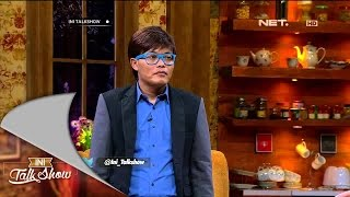 getlinkyoutube.com-Ini Talk Show 2 Juli 2015 Part 2/6 - Audi Marissa, Billy Davidson, Ganindra Bimo, Andrea Dian