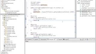 getlinkyoutube.com-Android List views by creating a custom adapter