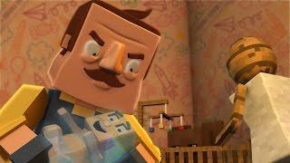 getlinkyoutube.com-Minecraft   Hello Neighbor - HIS SECRET DEAD BABY! (Hello Neighbor in Minecraft)
