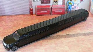 改造トミカ 改造バカ 第179弾 キャデラック エスカレード リムジン