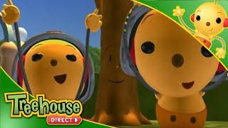 getlinkyoutube.com-Rolie Polie Olie - Wheelie / Clippy Clop / Doofy Looking Olie - Ep.52