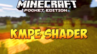 getlinkyoutube.com-ONE OF THE BEST SHADERS FOR MCPE 0.11! - KMPE Shader v1.7 - Minecraft: Pocket Edition