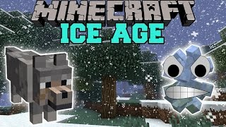 getlinkyoutube.com-Minecraft: ICE AGE (SURVIVE THE EXTREME COLD!) Mod Showcase