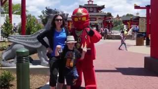 Ninjago World at LEGOLAND California
