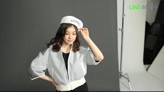 getlinkyoutube.com-20140416 Hommage Yuna 김연아 화보 촬영 메이킹 영상