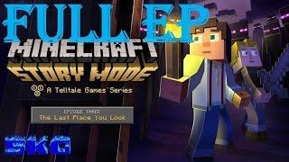 getlinkyoutube.com-Minecraft Story Mode: Episode 3 (Full) | No Commentary