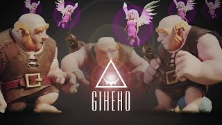 getlinkyoutube.com-Clash Of Clans - tutorial ITA: GiHeHo Th9 [Iolao]