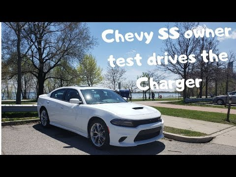 Chevy SS driver review of the other 4 door the Charger