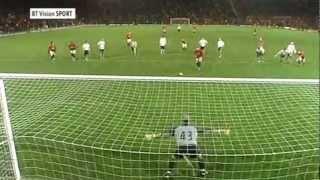 getlinkyoutube.com-Cristiano Ronaldo Vs Derby County Home (English Commentary) - 07-08 By CrixRonnie