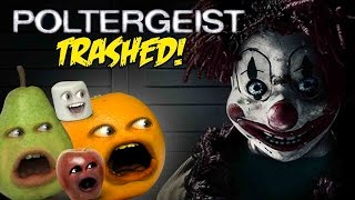 getlinkyoutube.com-Annoying Orange - POLTERGEIST TRAILER Trashed!!