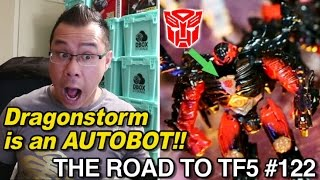 getlinkyoutube.com-Dragonstorm is an AUTOBOT!!! - [THE ROAD TO TF5 #122]