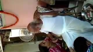 Srimat Swami Atmananda brahmachari sadhubaba....just had ashram width=