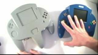 getlinkyoutube.com-Bungle's N64 Portable