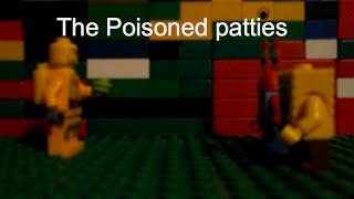 "Lego spongebob episode 4 "" The Poisoned Patties"""