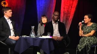 Lilian Thuram, den franske superstjärnan i fotboll, berättar om sitt engagemang mot rasism