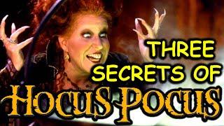 getlinkyoutube.com-Three secrets of Hocus Pocus (1993)