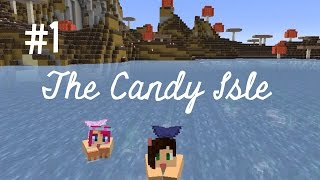 getlinkyoutube.com-WE'RE MERMAIDS! - THE CANDY ISLE (EP.1)