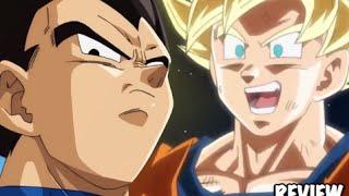 Dragon Ball Super Episode 13 Review- Ending 2 & Beerus Full Power VS Goku?? ドラゴンボール超 (スーパー) 13