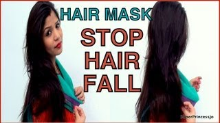 getlinkyoutube.com-Hair Care Routine: How to Stop Hair Fall | Grow Long Hair Faster |SuperPrincessjo