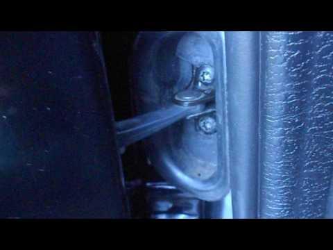 Устранен щелчок ограничителя двери Додж Стратус Крайслер Себринг Волга Сайбер Stratus Sebring Siber