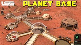 getlinkyoutube.com-Planetbase - Establishing An Outpost Badly