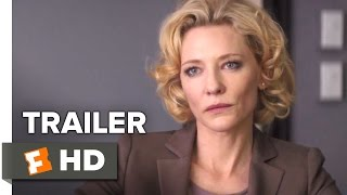 getlinkyoutube.com-Truth Official Trailer #1 (2015) -  Cate Blanchett, Robert Redford Drama HD