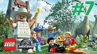 getlinkyoutube.com-Zagrajmy w LEGO Jurassic World odc.7 Przybycie InGenu