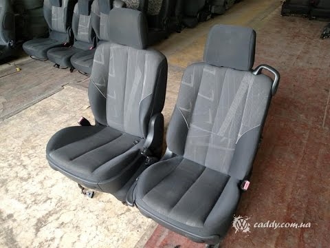 RSC-5f - Renault Scenic - передние сиденья