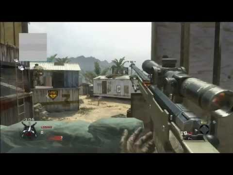 CLEAN 720 Wallbang Trickshot Killcam @ Black Ops 1