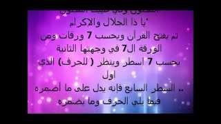 خيرة الامام علي عليه السلام بالقران