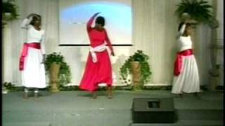 EWM PRAISE DANCE- NO LOOKING BACK