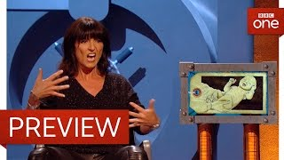 Davina McCall puts stories of terrible births into Room 101 - Room 101: Series 6 Episode 7 Preview