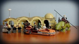 getlinkyoutube.com-LEGO Star Wars - Kantyna Mos Eisley (75052) - recenzja