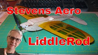 getlinkyoutube.com-LiddleRod Micro RC Plane Kit