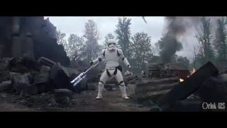 Finn VS TRAITOR! (duel of the fates)