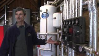 getlinkyoutube.com-Log Boiler Central Heating System - Case Study Sussex