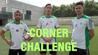 Corner Challenge | RETO | Real Betis Balompié