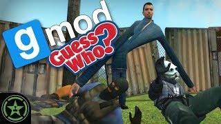 Sudoku Surprise - Gmod: Guess Who (#3) | Let's Play