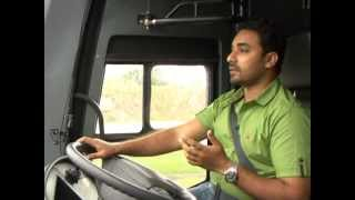 Volvo B9R Olivia Coach - FLY WHEEL - Episode 89 - Part 3.mov