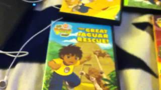 getlinkyoutube.com-Go Diego Go DVD Collection