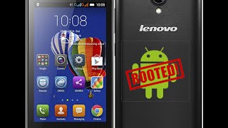 getlinkyoutube.com-Root LENOVO A319 Ooredoo Android 4.4.2