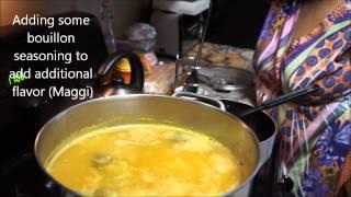 Haitian Cuisine: Soup Joumou (Pumpkin Soup)