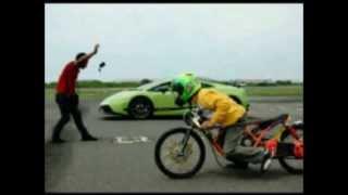 getlinkyoutube.com-Mio vs Lamborghini LP620