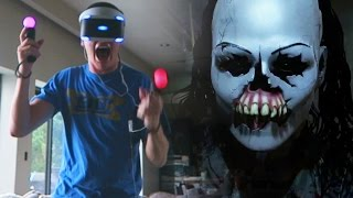getlinkyoutube.com-Until Dawn: Rush of Blood - Part 1 - OMG! (Playstation VR Gameplay)