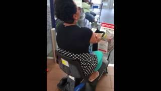 getlinkyoutube.com-Angie goes to Walmart