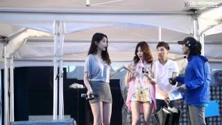 120629 여수 Expo Pop Festival - 다비치 (Davichi) 리허설 Part 1 [DC SY GALL]