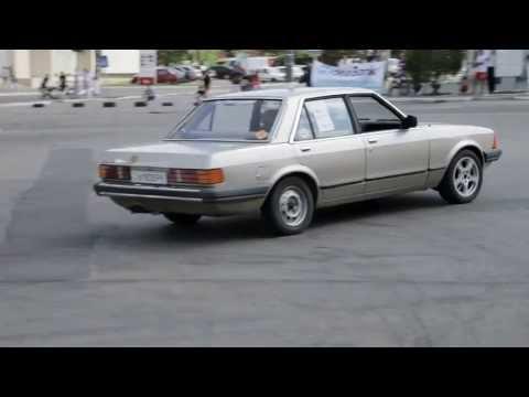 Слалом Форд гранада