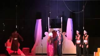 getlinkyoutube.com-مسرحية (طقوس الاشارات والتحولات ) كاست تجارة المنصورة اخراج :خالد حسونة Part1