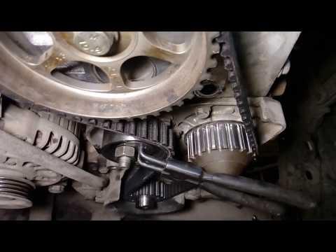 Замена ремня ГРМ Renault Logan 1.4